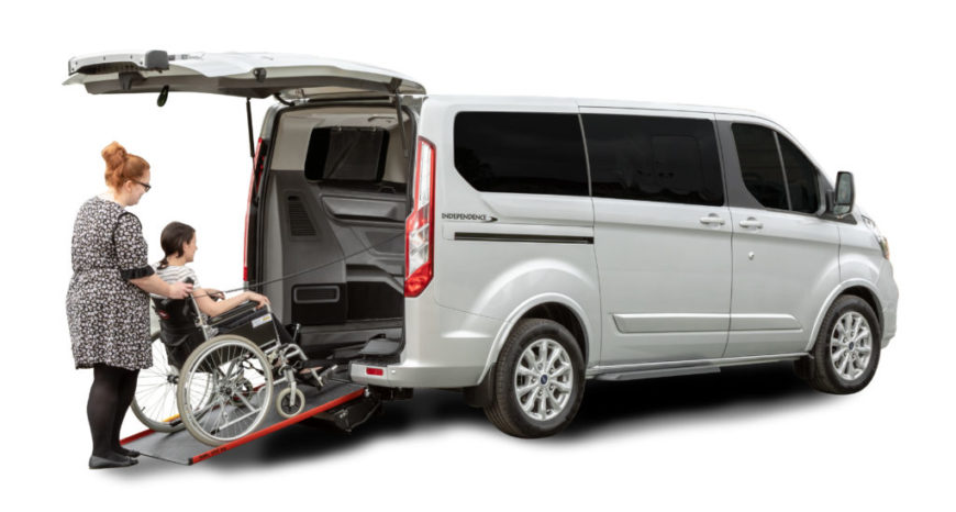 Wheel Chair Accessible Vehicle